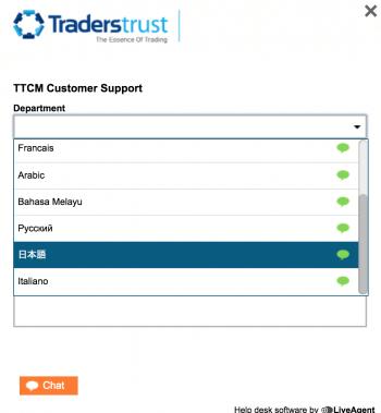 traders-trustライブチャット